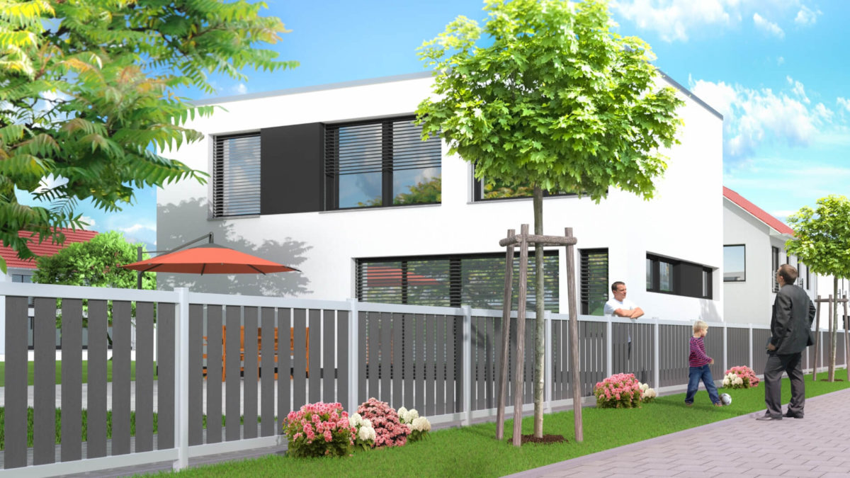 Traumgarten Katalog Garten mit Holz