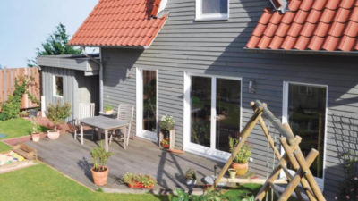 Osmo Fassaden Katalog Einfamilienhaus